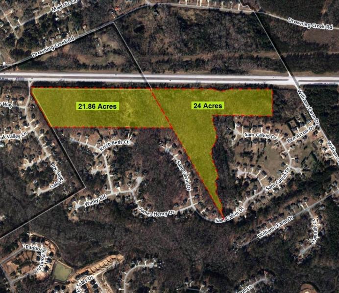 Image 6, Hwy 316 - 24 Acres Brantley