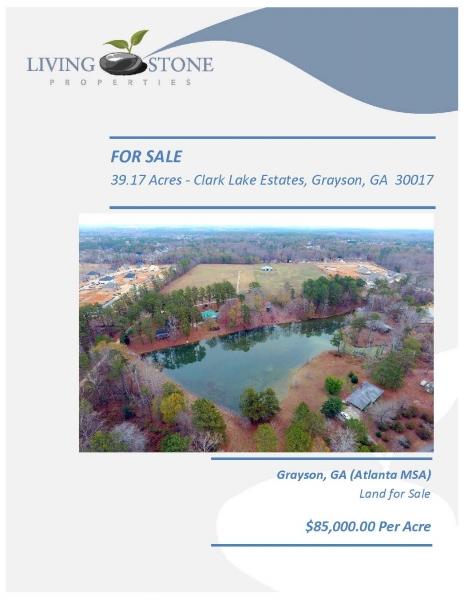 Information Packet, Clark Lake Estates_Page_01