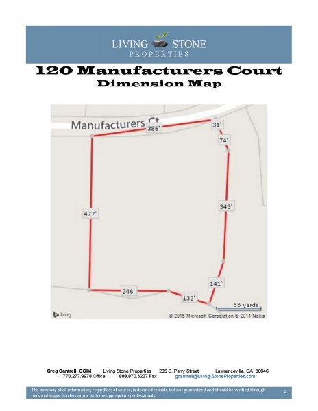 Information Packet, 110 & 120 Manufacturers Ct._Page_5