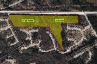 45.86 Acres on Highway 316 in Gwinnett County