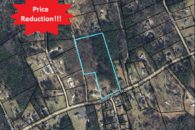 1411 Cronic Town Rd - 13.81 Acres